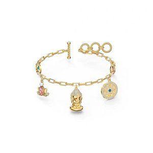Swarovski Symbolic Buddha Bracelet